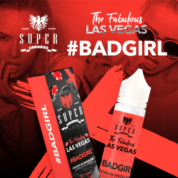 Super Flavor - Bad Girl Mix&Vape 50ml