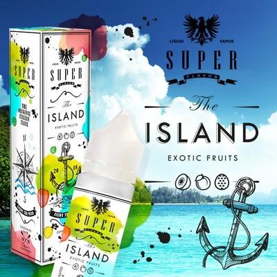 Super Flavor - The Island Mix&Vape 50ml