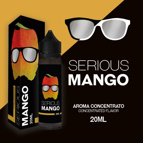 Vaporart Scomposto 50ml - Serious Mango