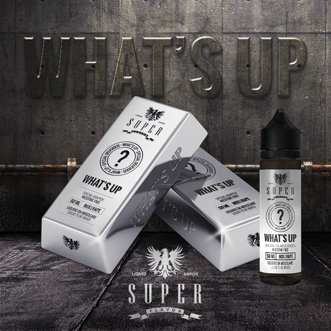Super Flavor - What's Up Mix&Vape 50ml
