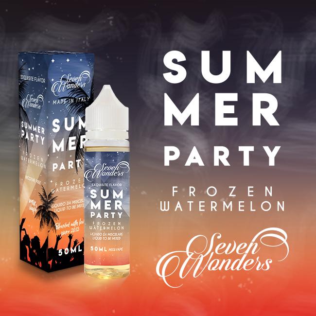 Seven Wonders - Summer Party Mix&Vape 50ml
