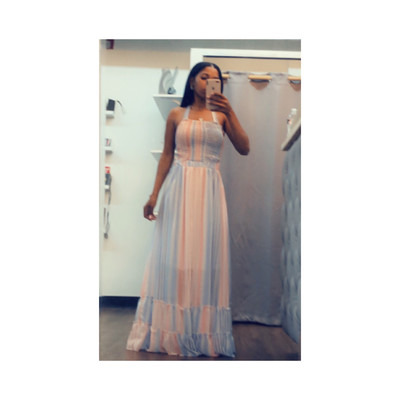 Spring Valley Maxi Dress