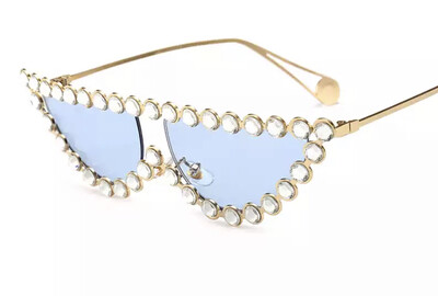 Bling Cat Eyes Shades