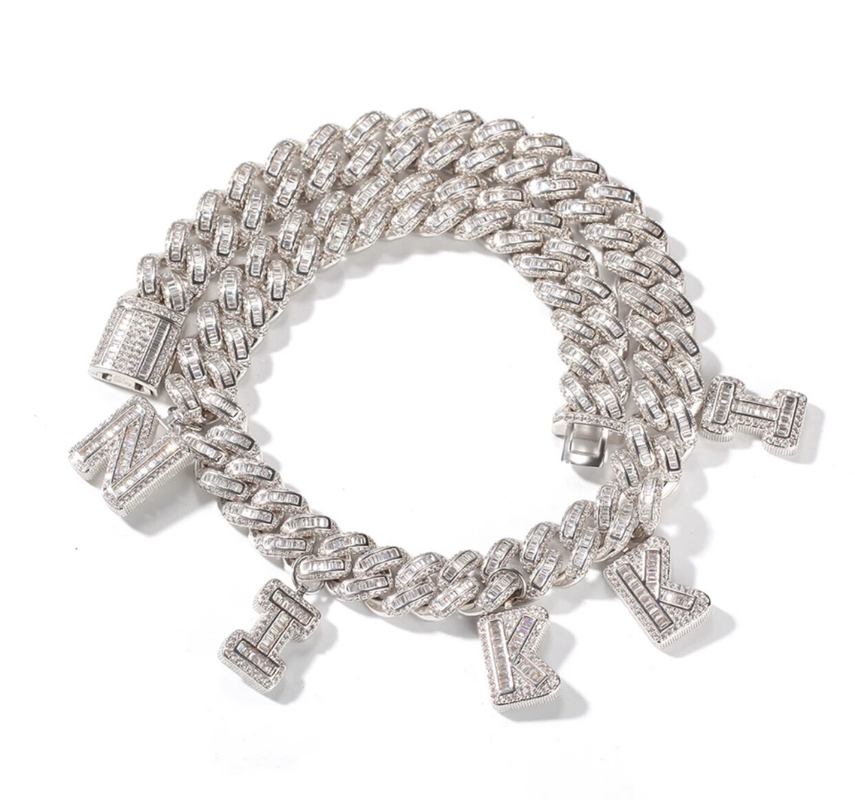 Cuban Link Name Necklace