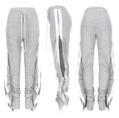 Ruffle Sweat Pants