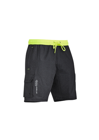 ZS240 Mens StreetWorx Stretch Work Board Short 9401042466273