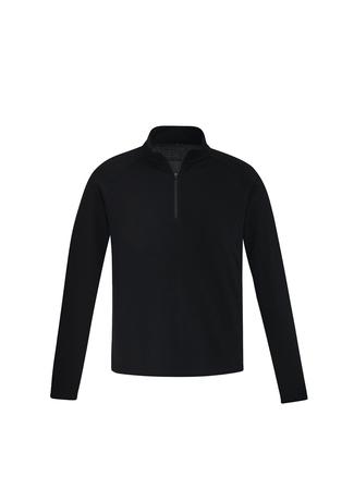 ZT766 Mens Merino Wool Mid-Layer Pullover 9401042478658