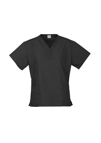 H10622 Ladies Classic Scrubs Top