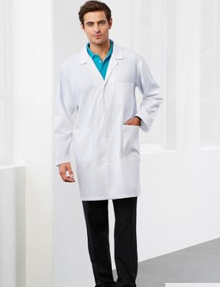 H132ML Unisex Classic Lab Coat 00289