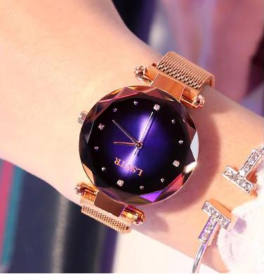 ж.часы черно-синие