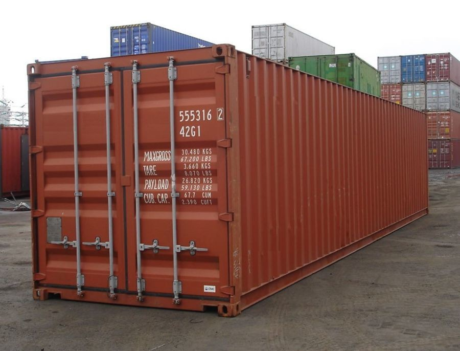 Used 40 FT Standard Shipping Container/Conex Cube Standard. Color & Condition may vary. CALL FOR PRICING!!!