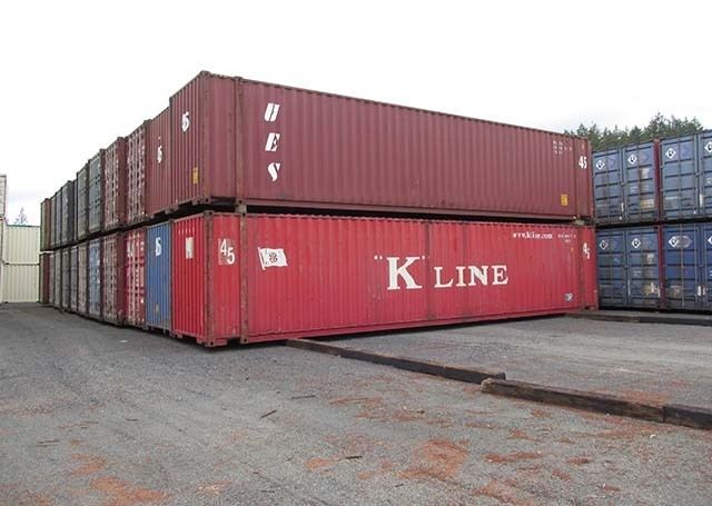 Used 45 FT Shipping Container/Conex Cube Standard. Color & Condition may vary. CALL FOR PRICING!!!
