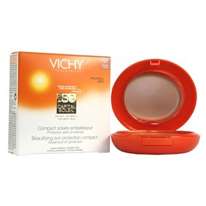 image of VICHY COMPACT Αντηλιακό Make-up SPF30 για ματ αποτέλεσμα