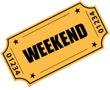 Weekend Pass (October 2019)