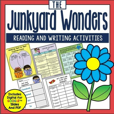 Junkyard Wonders Book Companion