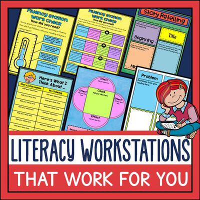 Literacy Work Stations