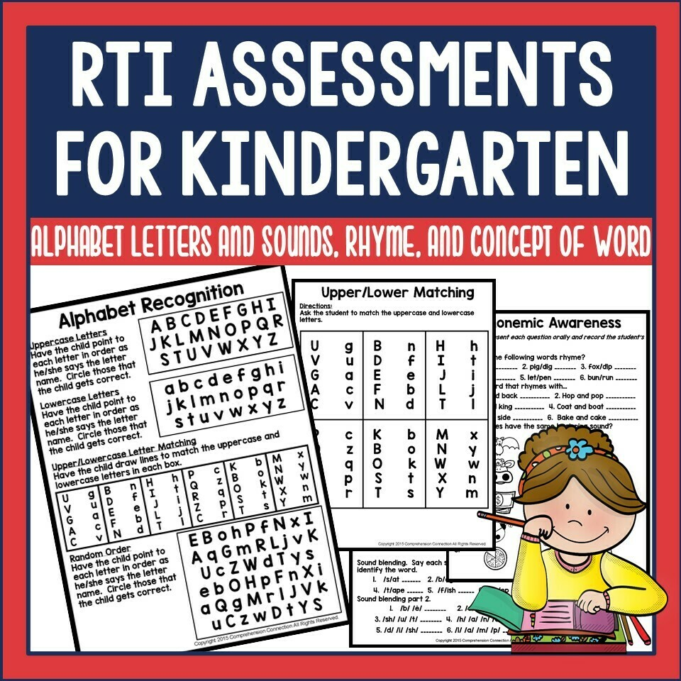Kindergarten Screening and Monitoring Tool