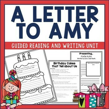 A Letter to Amy Book Companion