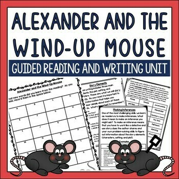 Alexander and the Wind Up Mouse Unit