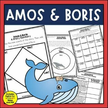 Amos & Boris Book Companion