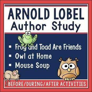 Arnold Lobel Author Study