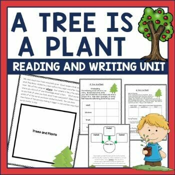 A Tree is a Plant Activities