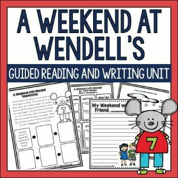 A Weekend at Wendell's Activities