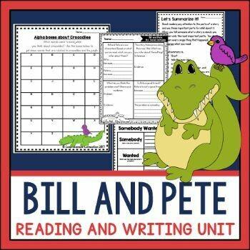Bill and Pete Book Companion