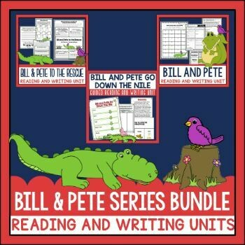 Bill and Pete Series Bundle