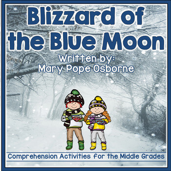 Blizzard of the Blue Moon Book Companion