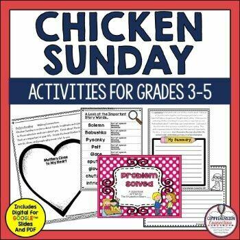 Chicken Sunday Book Companion