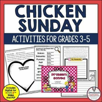 Chicken Sunday Book Companion