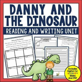 Danny and the Dinosaur Book Companion