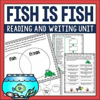 Fish is Fish Book Companion