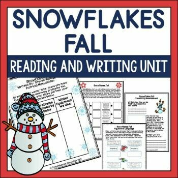 Snowflakes Fall by Patricia Maclachlan