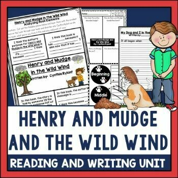 Henry and Mudge and the Wild Wind Activities