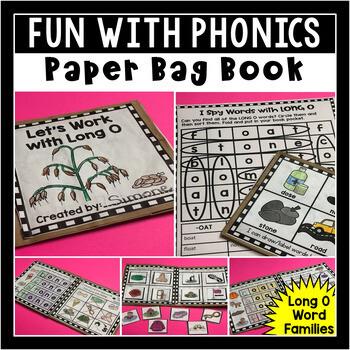 Long O Paper Bag Book