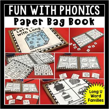 Long U Paper Bag Book