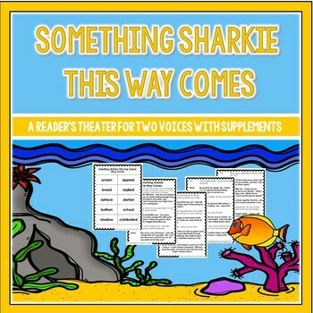Something Sharkie This Way Comes Partner Play