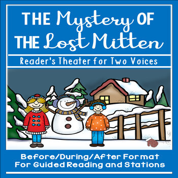 The Mystery of the Lost Mitten Partner Play