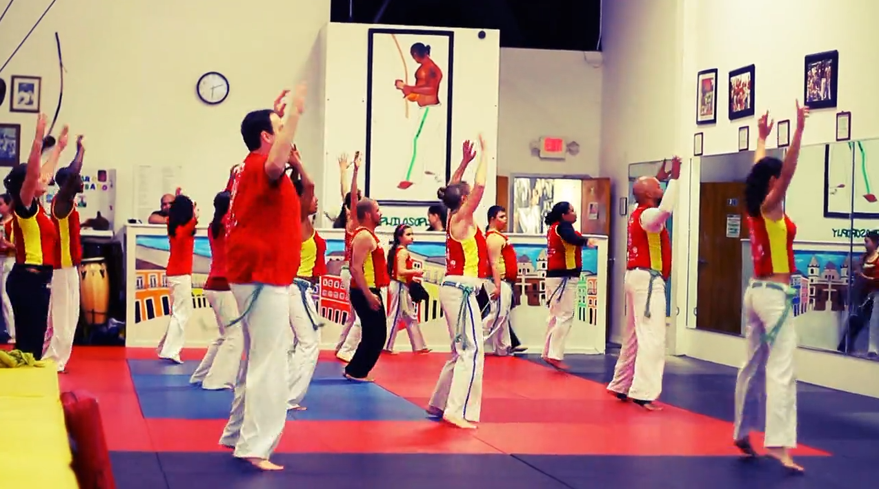 1 Week of Capoeira Martial Arts Fitness Classes! 00001