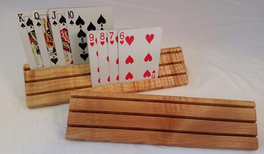 Playing Card Holders --small 00001