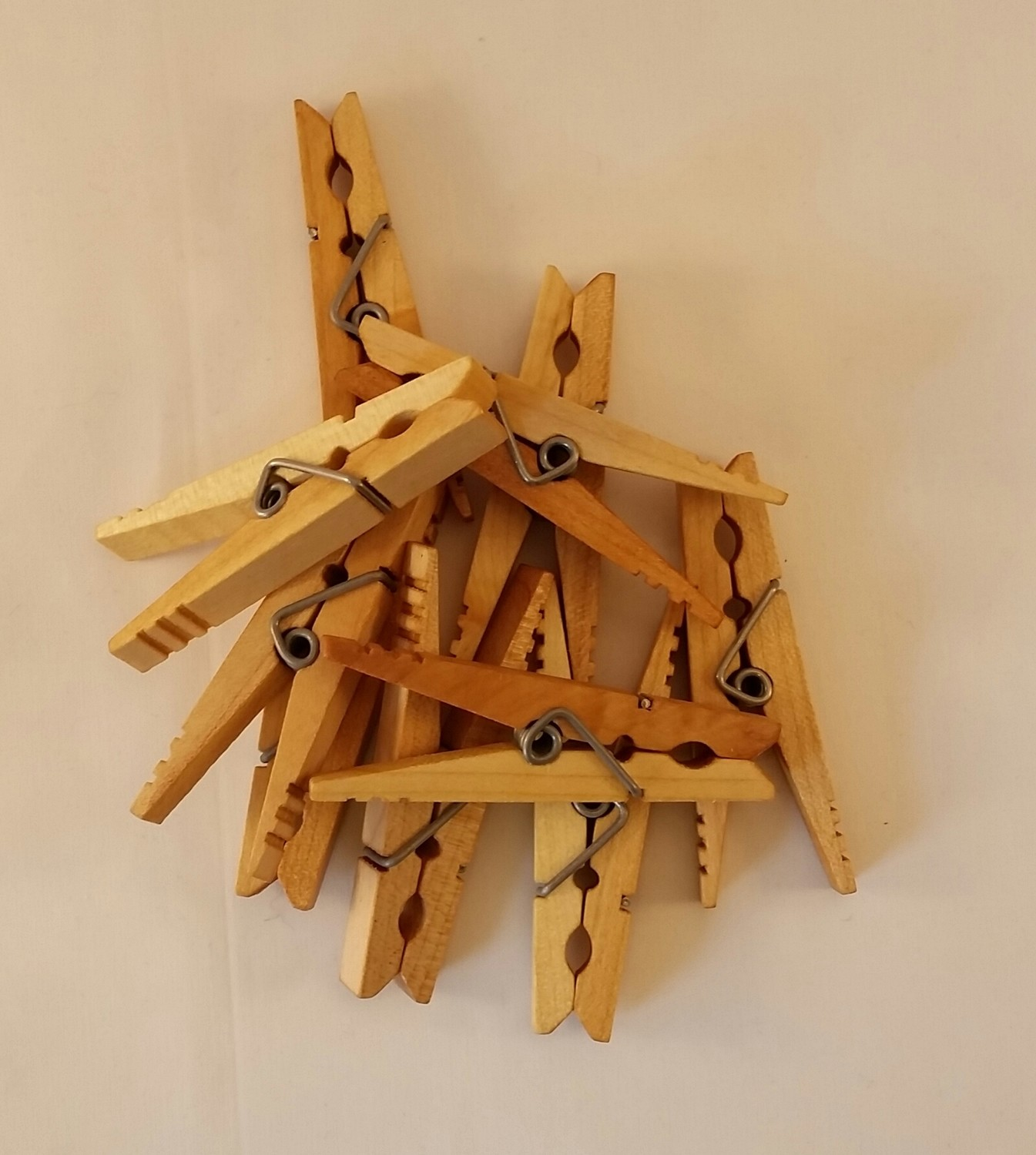 Kevin's Quality Clothespins Factory Seconds Set of Ten