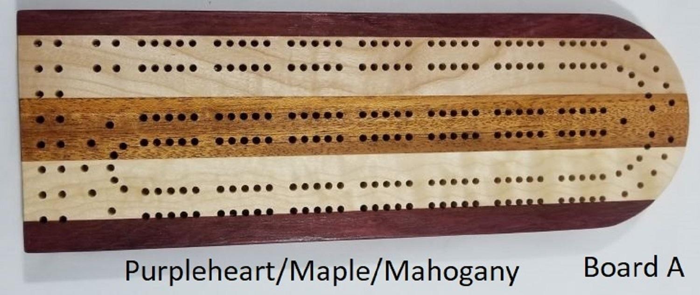 Classic Cribbage Board