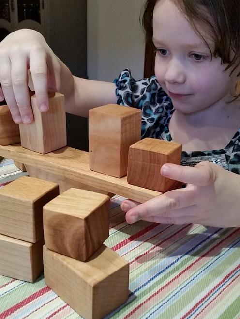 Balance Toy and Block Set 00013