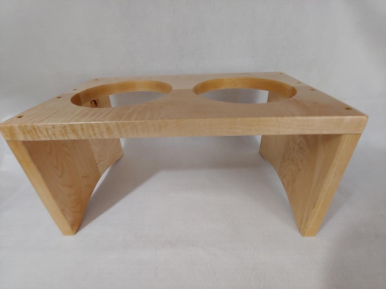 Custom Dog Bowl Feeder