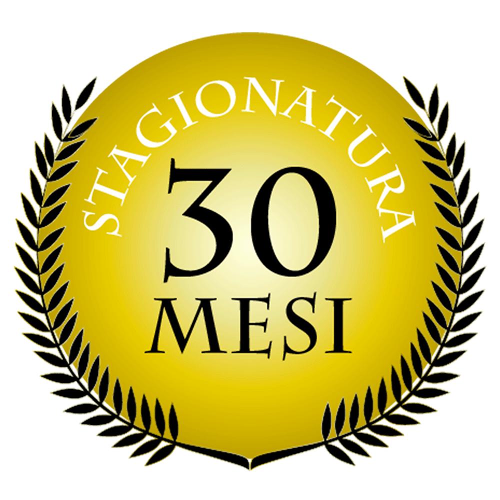"""Parmigiano Reggiano DOP BIO """"Prodotto di Montagna"""" 30 mesi 300g"""