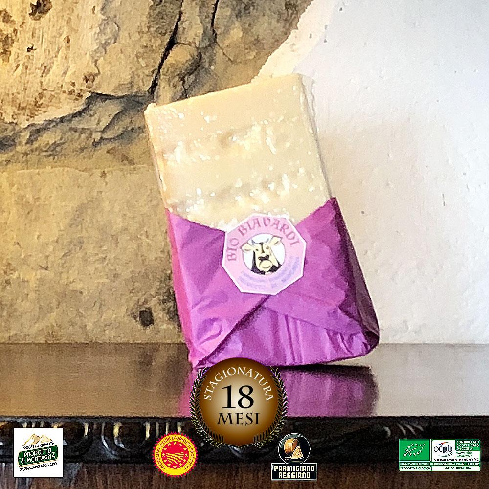 Parmigiano Reggiano DOP 18 mesi 0010