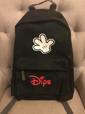 Disney Back Pack