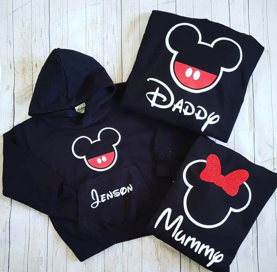 Disney Themed Jumpers